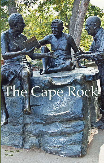 The Cape Rock Spring 2013