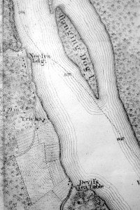1865 River Map