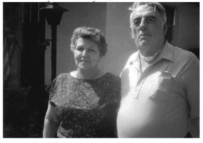 Bill and Elizabeth Overmyer. Courtesy of Kirk Overmyer.
